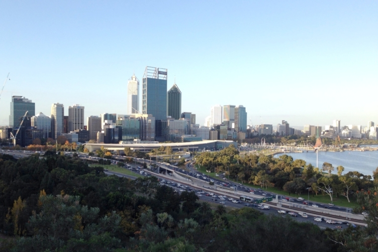 Kings Park: you'll get stunning views of the city and Swan River
