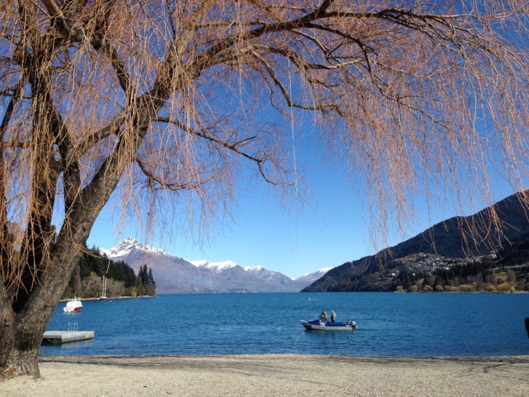 Lake Wakatipu: the stunning natural centrepiece of Queenstown