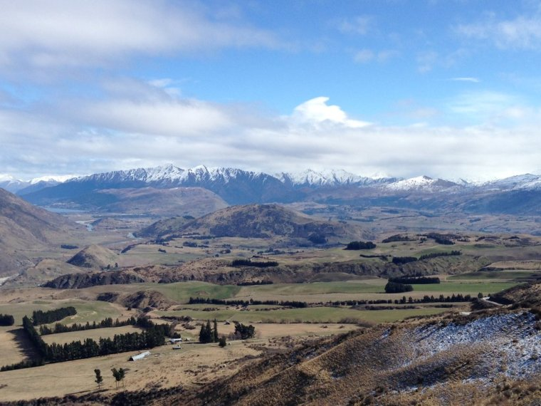 Arrow Junction: just a short (20 minute) drive from Queenstown en route to Wanaka. Spectacular!