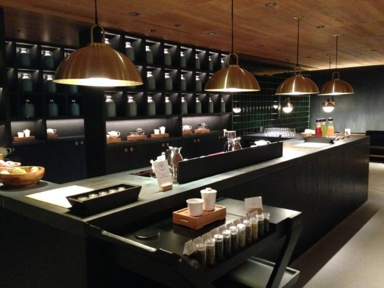 The Tea House: an exceptionally tranquil and calming space with a large range of tea.
