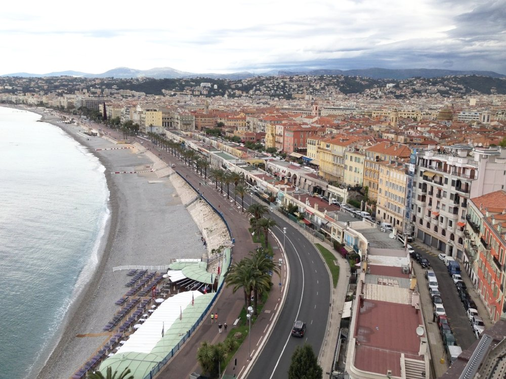 Nice,Cote d'Azur: beach, history, culture and shopping!