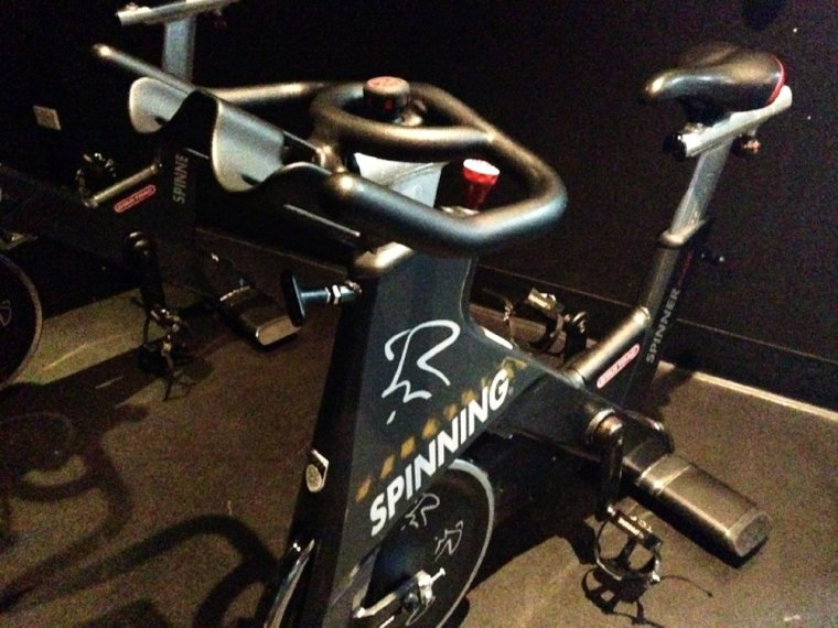Stationary bike: use dials to adjust the seat and handlebars vertically and horizontally, along with the resistance.