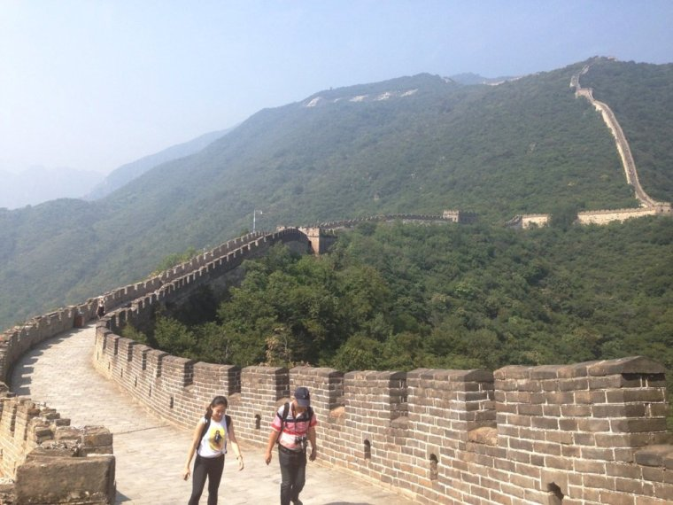 Great Wall of China: a must-see when going to Beijing