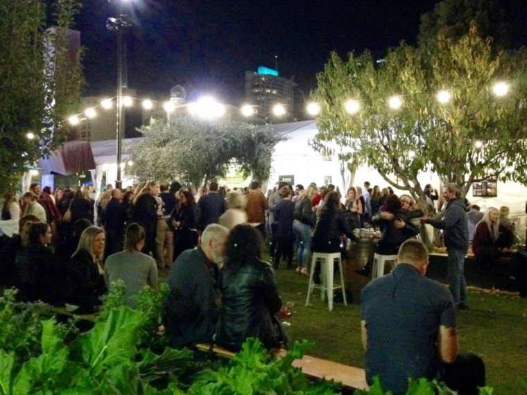 City Wine: producers from across Western Australia take over Northbridge.