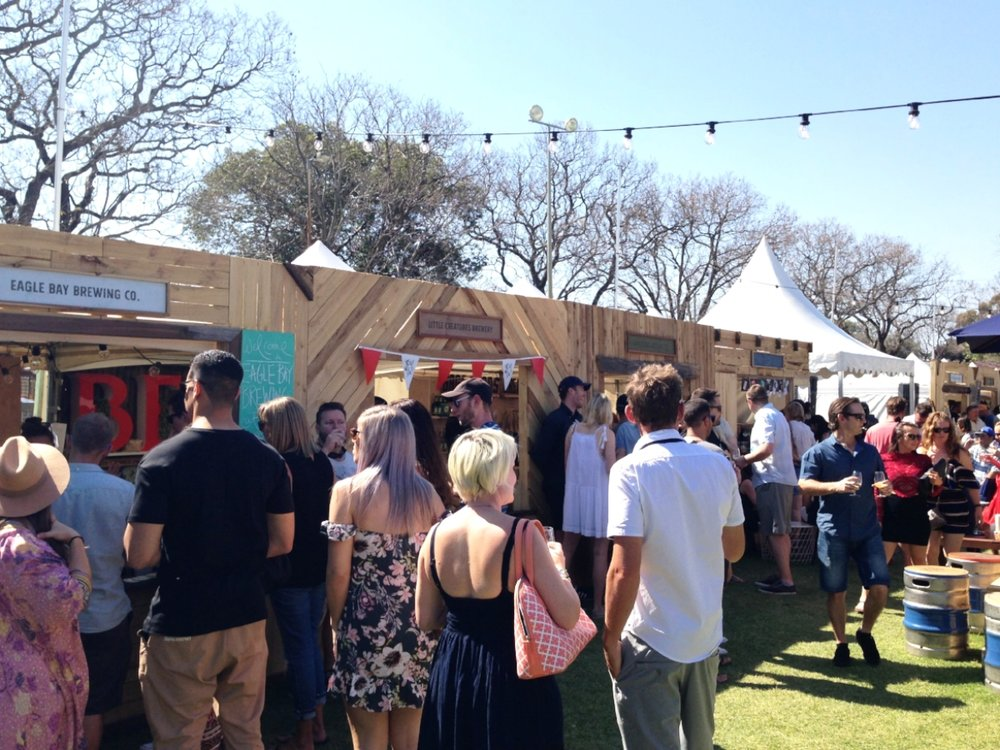Beauvine: the most organised, well-curated food and drinbnk festival in Perth!
