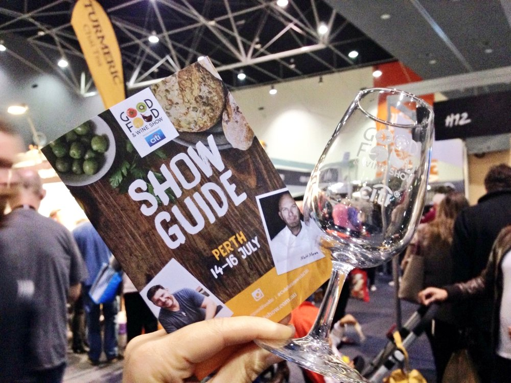Good Food and Wine Show: get your map, grab your glass and go!