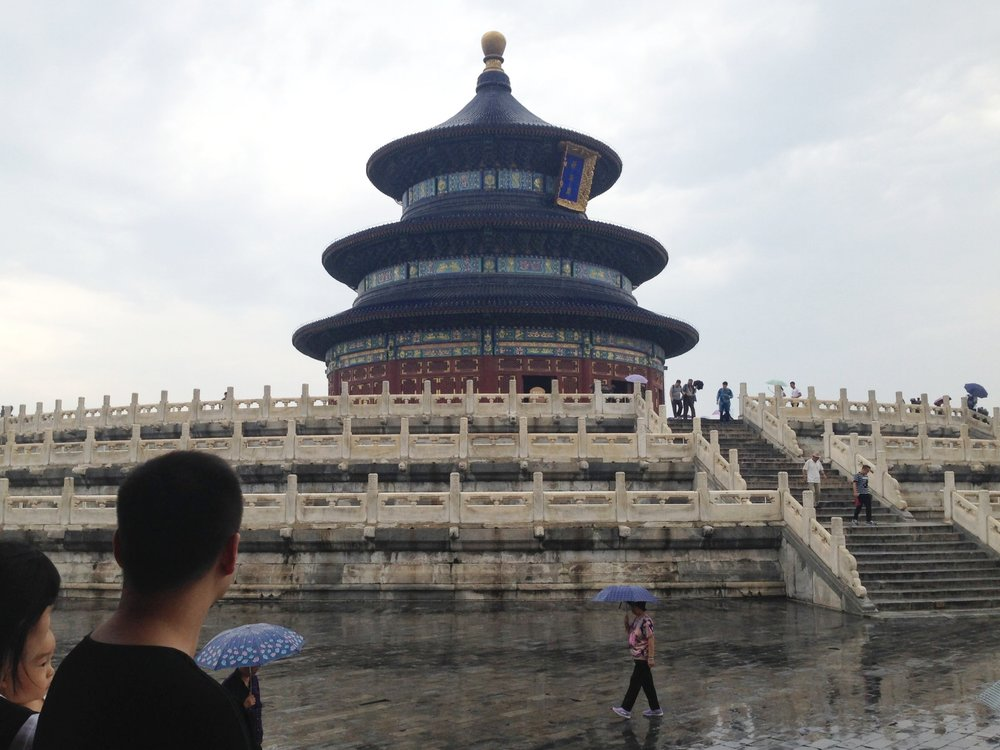 Temple of Heaven: The Great Hall of Prayer is its most iconic structure